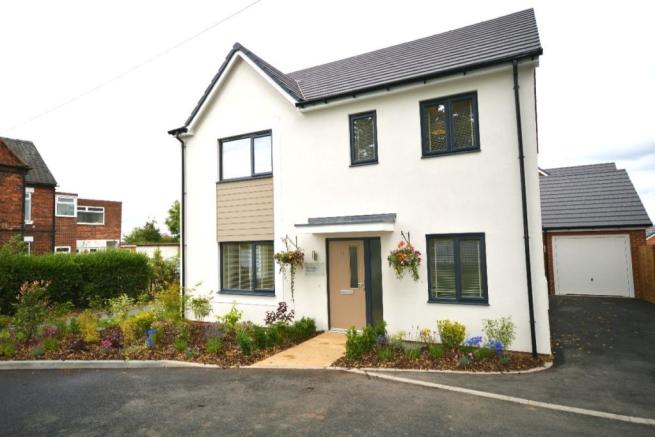 Castle Gresley New Homes