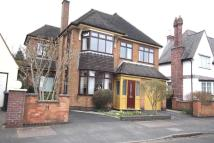 Detached home in Springfield Road...