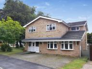 Detached home in Manor Way, Burbage...