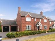 4 bedroom Detached house in Paddock Way, Hinckley...