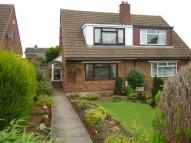 Burgin Road semi detached house for sale