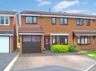 semi detached house for sale in Launceston Drive...