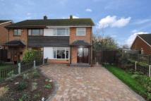 semi detached house for sale in Magyar Crescent...