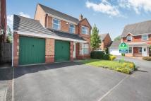 Detached home for sale in Cliveden Walk, Nuneaton...