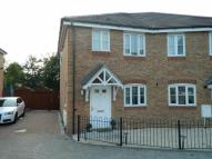 semi detached house in Coppenhall Grove...