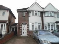 3 bed semi detached property for sale in Horrell Road, Sheldon...