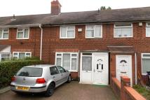 Terraced home in Lyme Green Road...
