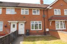 Hollington Crescent Terraced house for sale