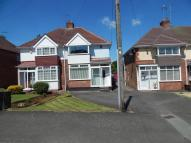 2 bed semi detached home in Kingswood Road...