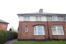 semi detached house for sale in Cheverton Road...