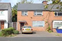 semi detached home for sale in Abbeydale Road...