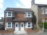 semi detached property in Christchurch Road...