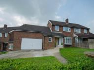 semi detached house in Ninesprings Way, Hitchin...