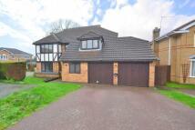 Detached property in Brook Lane, Towcester...