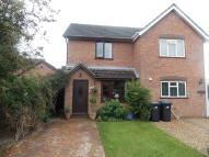 2 bedroom semi detached house in Tharp Way, Chippenham...