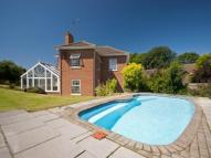 Detached home for sale in Abbotts Close...