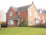 Detached property for sale in Belvoir Close, Corby...