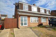 3 bed semi detached property in Fair Lane, Thrapston...