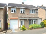 4 bed Detached house in Thames Rise, Kettering...