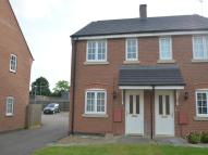 2 bedroom semi detached house in Bittern Close...