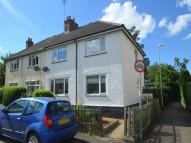 semi detached home in Lilford Place, Kettering...