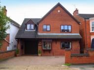 Detached home in Knights Lane...
