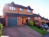 Detached home in Tideswell Close...
