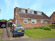 2 bed semi detached property in Ansell Way, Hardingstone...