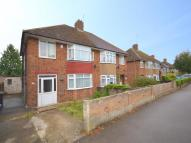 3 bedroom semi detached house in Friars Avenue...