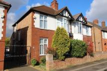 Peveril Road semi detached house for sale