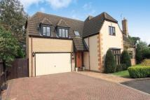 Detached property in The Orchard, Werrington...
