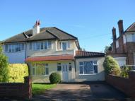 3 bed semi detached home in Robin Hood Lane...
