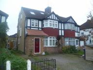 property in Ancaster Crescent...