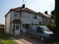 semi detached house in Windsor Avenue...
