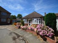 3 bed Detached Bungalow in Field Place, New Malden...