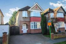 Detached property in Gainsborough Road...