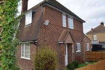 semi detached home in West Barnes Lane...