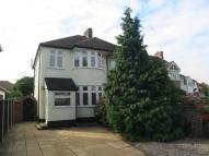 semi detached property for sale in Harvey Road, Whitton...