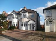 semi detached home for sale in Avery Hill Road, London...