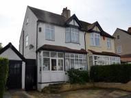 3 bed semi detached property for sale in Wordsworth Road...