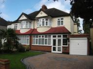 3 bedroom semi detached home in Ingleby Way, Wallington...