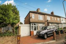 3 bed semi detached property in Eveline Road, Mitcham...