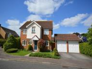 Detached home for sale in Cheltenham Close...