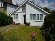 Detached Bungalow in Beaumont Road...