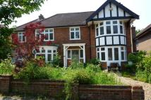 Detached home in Broxbourne Road...