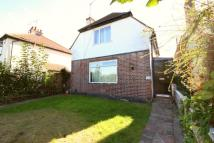 Detached property in Marion Crescent...