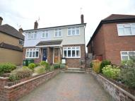 3 bedroom semi detached home for sale in Upper Paddock Road...