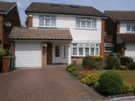 4 bed Detached property in Smarden Close, Belvedere...