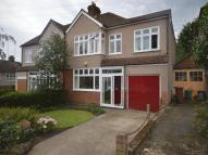 4 bed semi detached property for sale in Park Crescent...