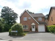 4 bed Detached house in Butternut Copse, Ashford...